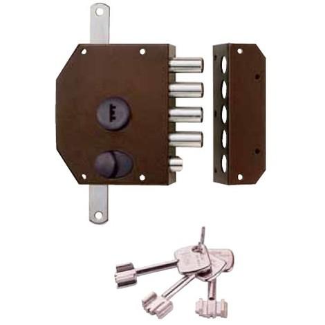 cerradura seguridad 3 puntos - Cerrajeros de cerraduras de alta seguridad